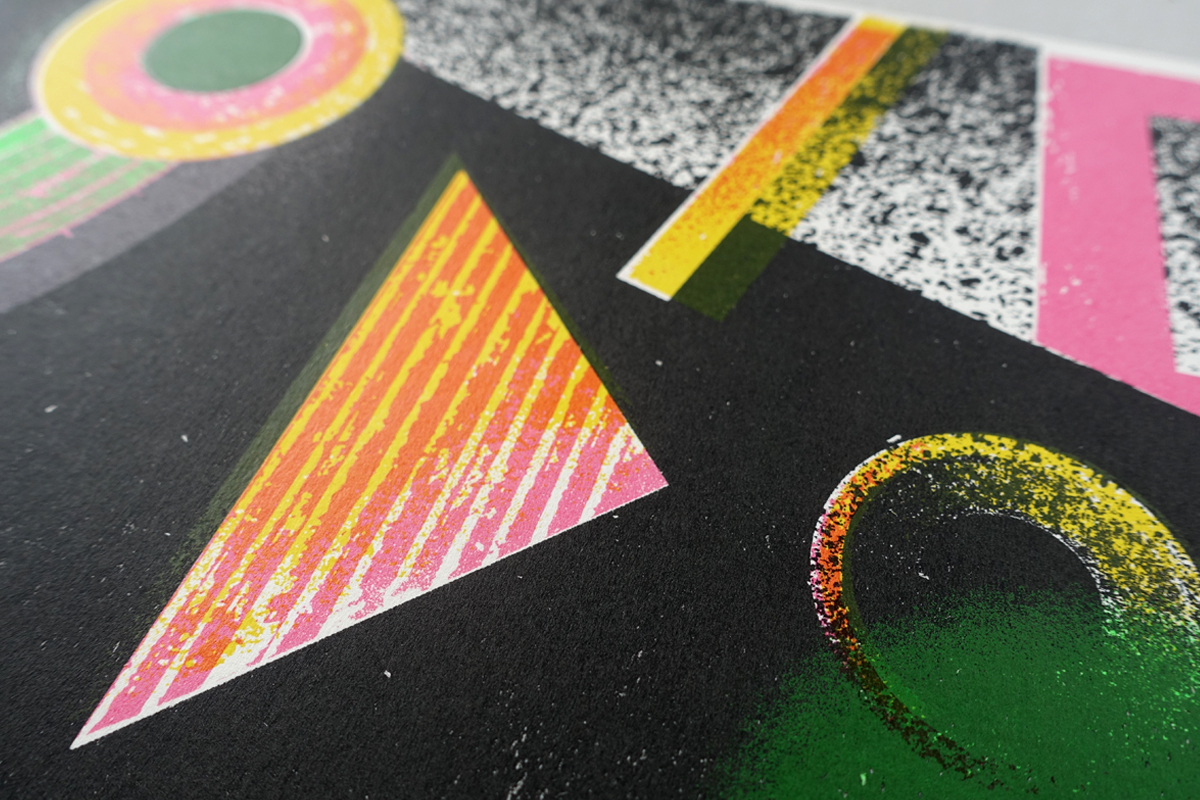 – Rainbow Poster